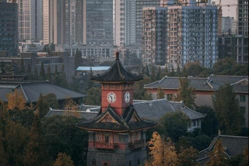 Chengdu City View 3