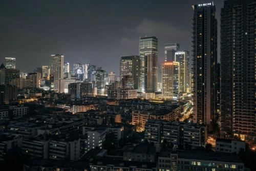 Chengdu City View 8