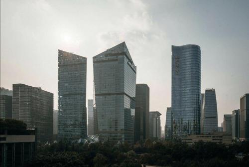 Chengdu City View 9